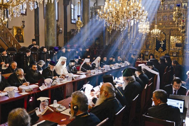 5-10 martie 2014: Sinaxa Întâistătătorilor de Biserici Ortodoxe, la Constantinopol