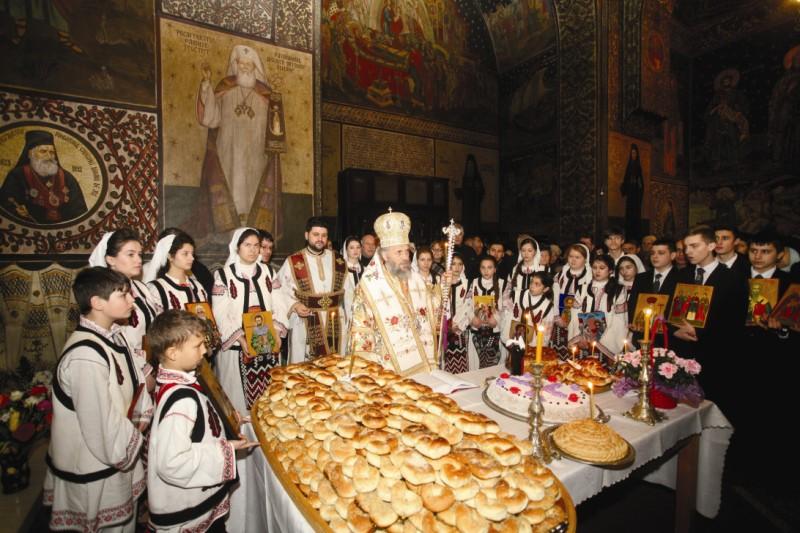 Duminica Ortodoxiei şi Sărbătoarea Sfinţilor 40 de Mucenici, la Catedrala Arhiepiscopală din Galaţi