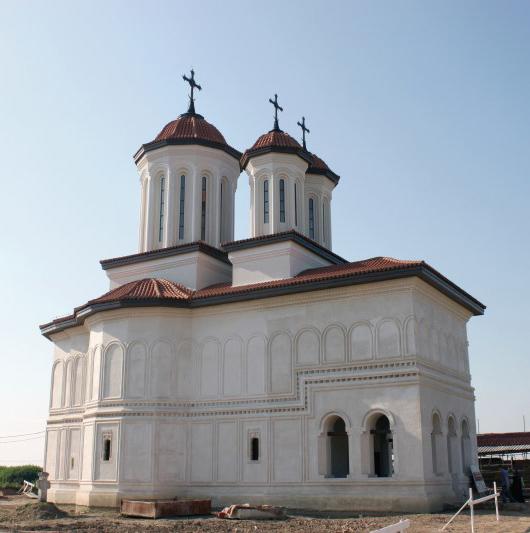 Mănăstirea Măxineni, judeţul Brăila