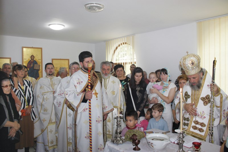"""Inaugurarea aşezământului social al Parohiei ,,Naşterea Maicii Domnului"""" din Brăila"""