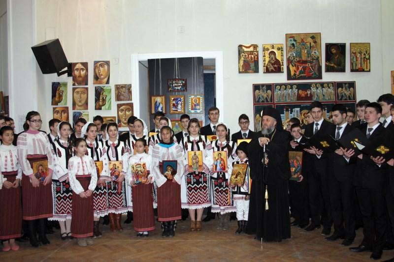 24 martie 2013: Prăznuirea Duminicii Ortodoxiei la Palatul Episcopal