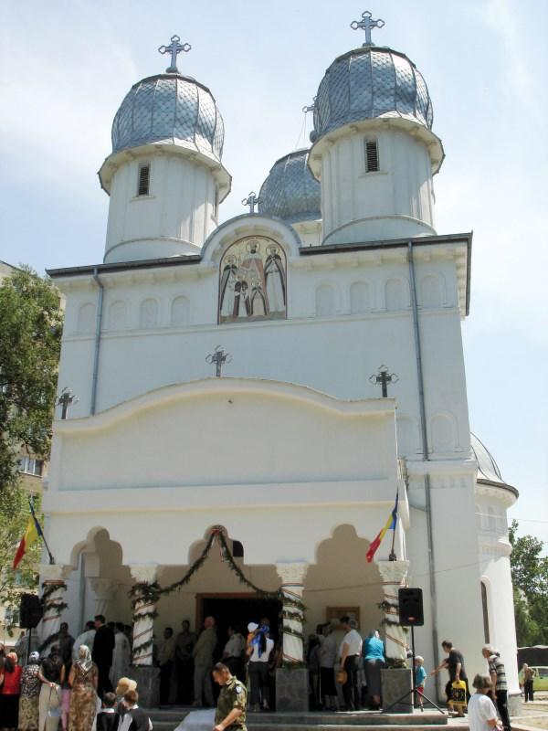 Capela militară din Brăila