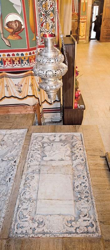 """Biserica ,,Sf. Gheorghe-Nou"""" din Bucureşti: Locul unde a fost îngropat Sf. Constantin Brâncoveanu"""
