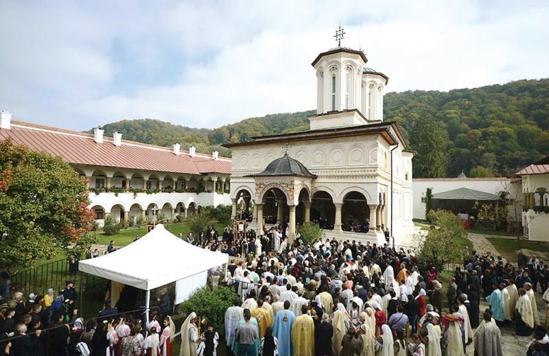 Mănăstirea Hurezi - ctitoria Sfântului Constantin Brâncoveanu