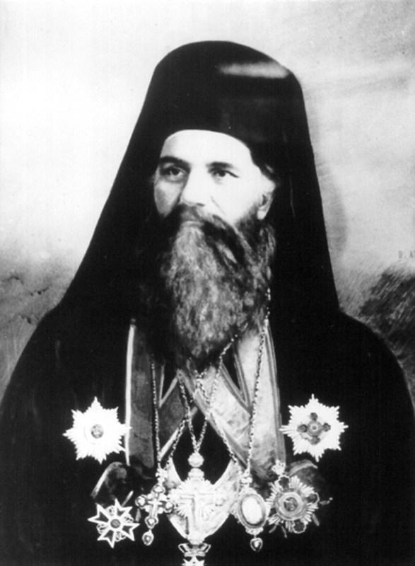 Episcopul Partenie al Dunării de Jos