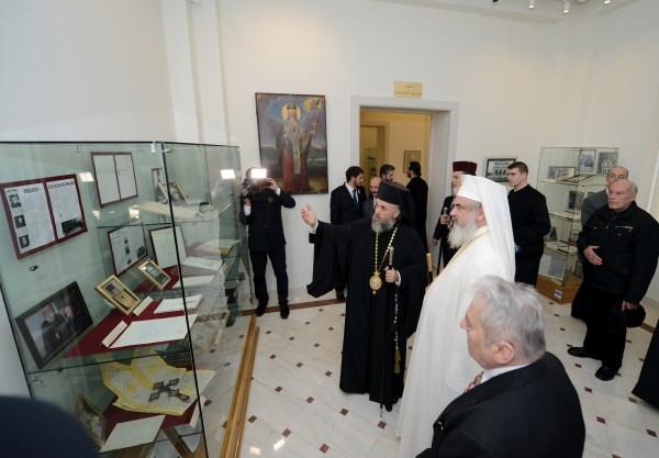 Vernisarea expoziţiei muzeului
