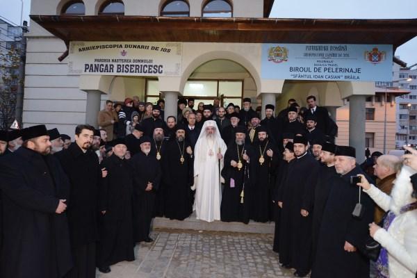 """Inaugurarea sediului ,,Basilica Travel"""" de la Brăila"""