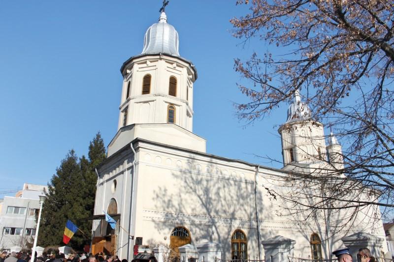 """Biserica istorică ,,Vovidenia"""" din Galaţi - locul de rugăciune al Domnitorului Al. I. Cuza, pe vremea pârcălăbiei"""