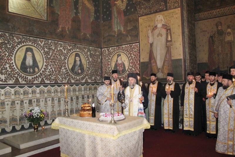 17 ianuarie 2015: Pomenirea Episcopului Chesarie Păunescu al Dunării de Jos