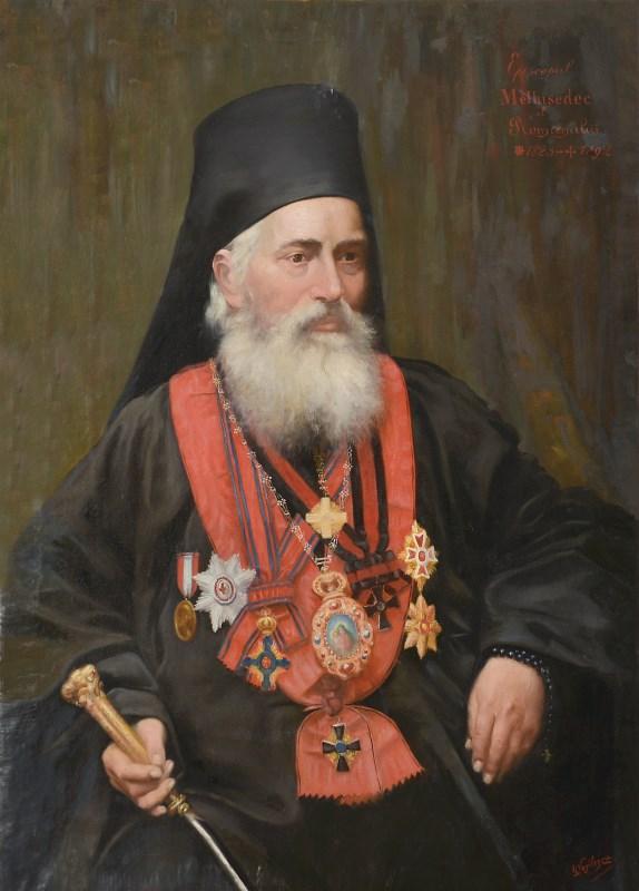 Episcopul Melchisedec Ştefănescu