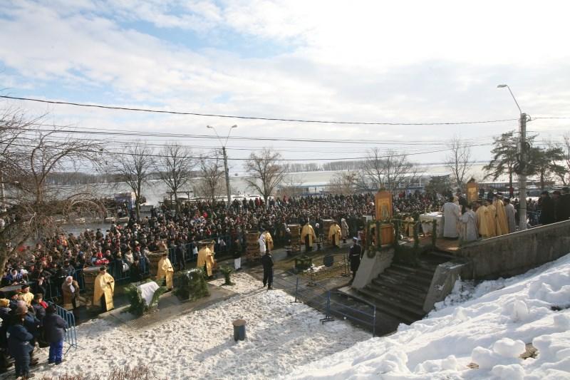 6 ianuarie 2015: Praznicul Botezului Domnului