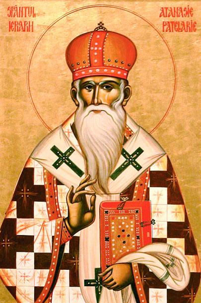 Sf. Ierarh Atanasie al III-lea (Patelarie)