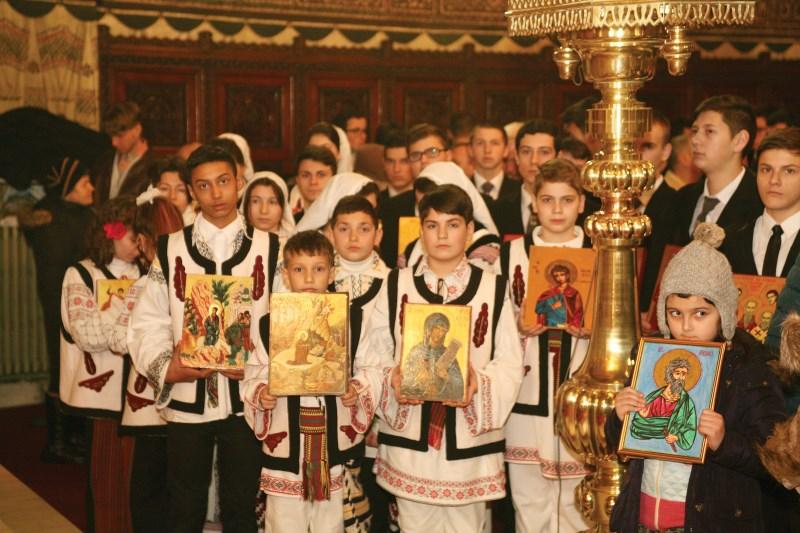 Duminica Ortodoxiei la Catedrala Arhiepiscopală