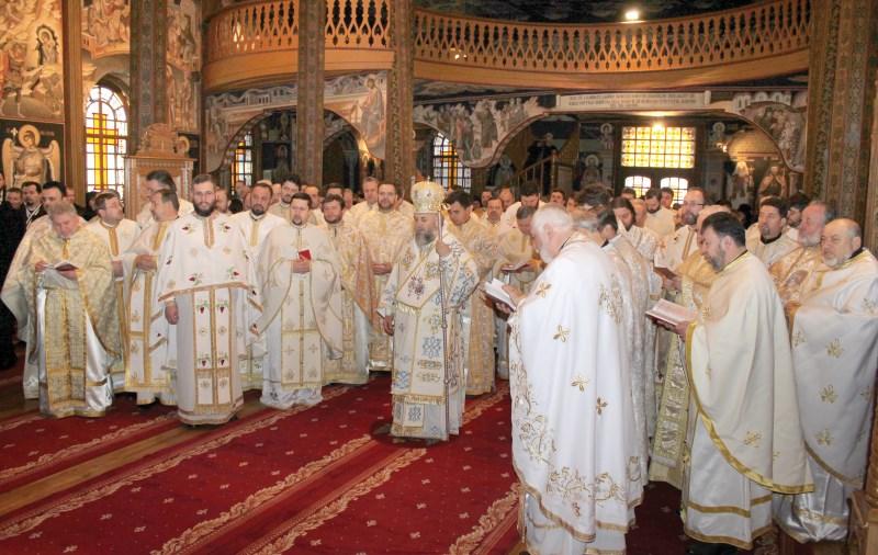 17 februarie 2015: Conferinţa administrativă lunară a preoţilor din Protopopiatul Brăila