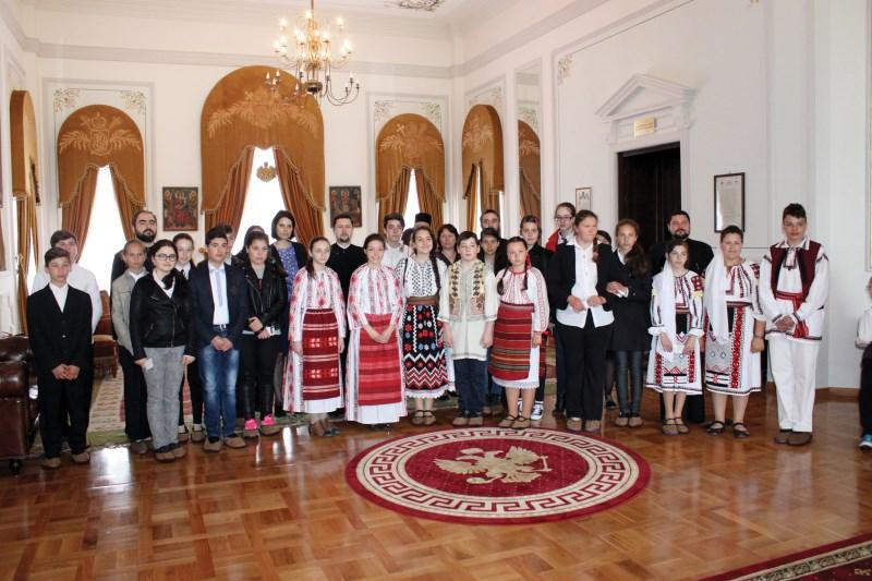 Participanţii la concurs în vizită la Muzeul Istoriei, Culturii şi Spiritualităţii creştine de la Dunărea de Jos