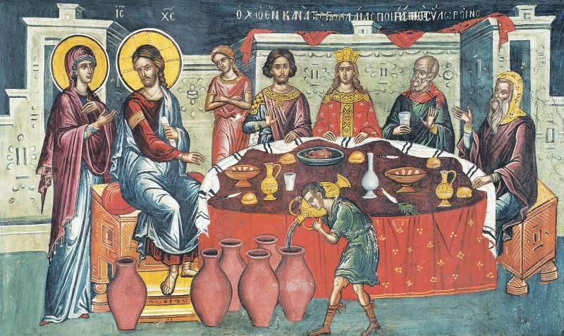 Nunta din Cana Galileii