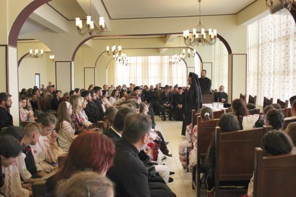 18 mai 2015: Conferinţa pastorală de la Protoieria Covurlui