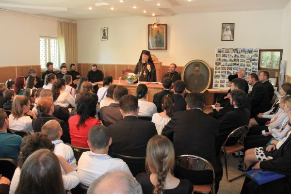 19 mai 2015: Conferinţa pastorală de la Protoieria Tg. Bujor
