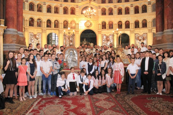 22 mai 2015: Conferinţa pastorală de la Protoieria Brăila