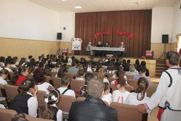 25 mai 2015: Conferinţa pastorală de la Protoieria Însurăţei