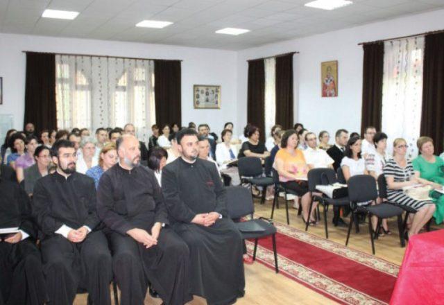 Întâlnirea profesorilor de Religie din Brăila - septembrie  2016