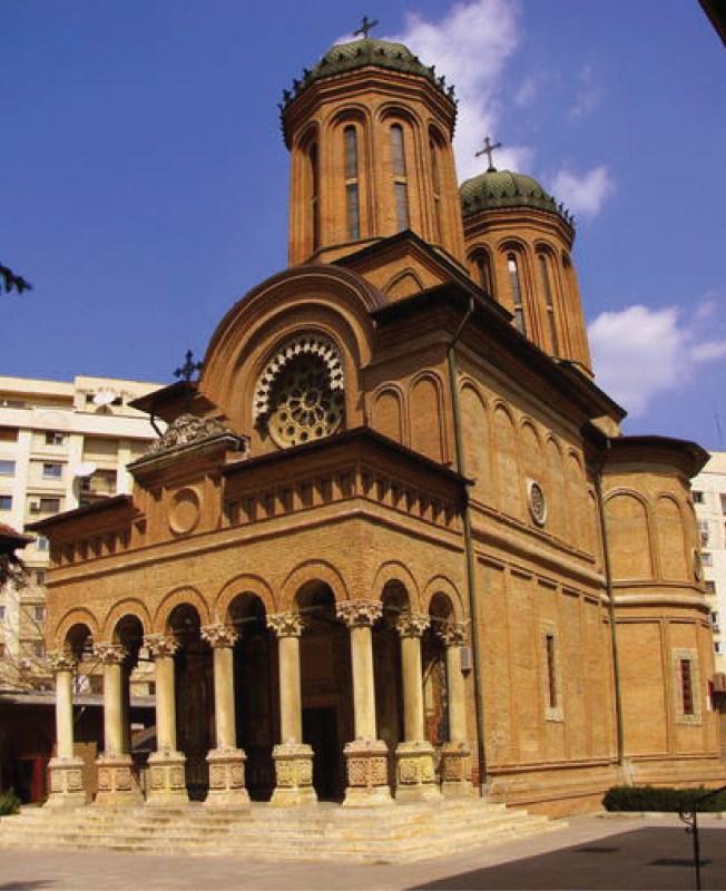 """Biserica """"Antim"""" din Bucureşti, ctitoria lui Antim Ivireanul"""