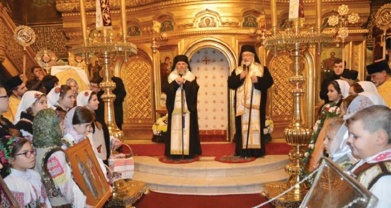 Înaltpreasfințitul Părinte Calinic, oaspete la Dunărea de Jos