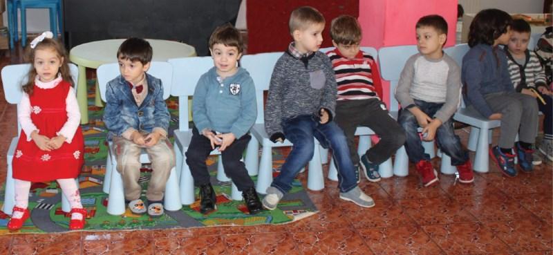 Serbarea copiilor, dedicată Sfântului Nicolae